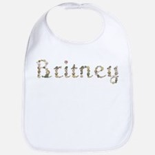 Britney Seashells Bib