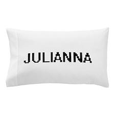 Julianna Digital Name Pillow Case