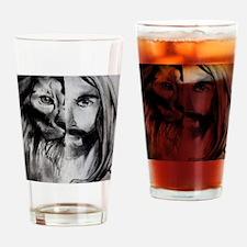 Release Your Roar Drinking Glass