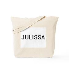 Julissa Digital Name Tote Bag