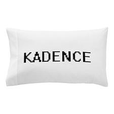 Kadence Digital Name Pillow Case