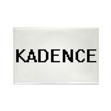 Kadence Digital Name Magnets