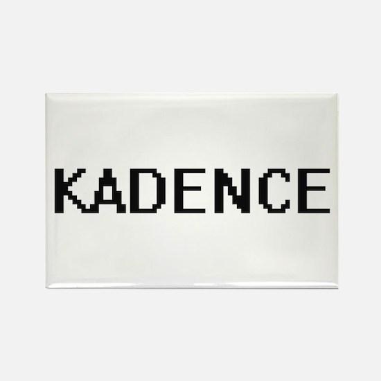 Kadence Digital Name Magnets