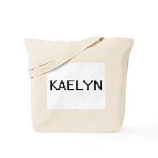 Kaelyn Digital Name Tote Bag