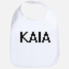 Kaia Digital Name Bib