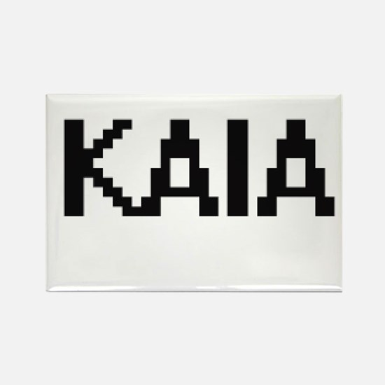 Kaia Digital Name Magnets