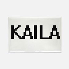Kaila Digital Name Magnets