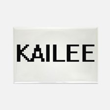 Kailee Digital Name Magnets