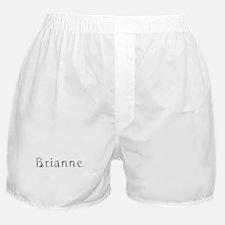 Brianne Seashells Boxer Shorts