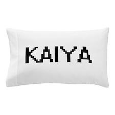 Kaiya Digital Name Pillow Case