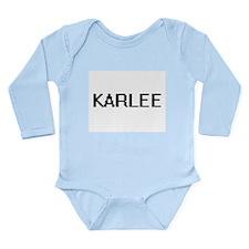 Karlee Digital Name Body Suit