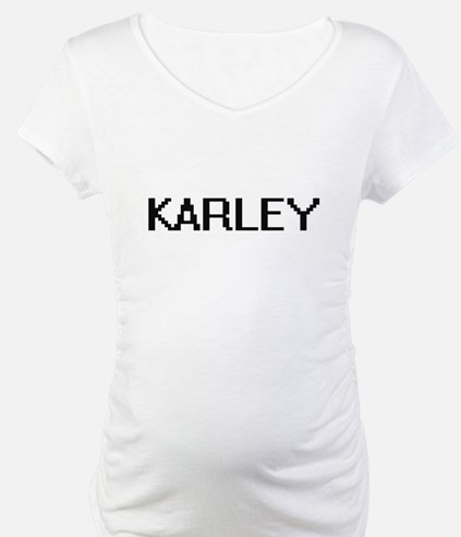 Karley Digital Name Shirt