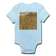 Brenden Beach Love Onesie