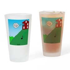 Cliff House Drinking Glass
