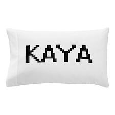 Kaya Digital Name Pillow Case