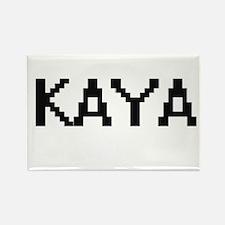 Kaya Digital Name Magnets