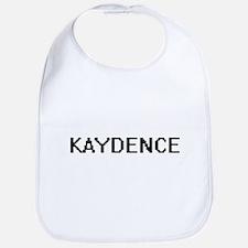 Kaydence Digital Name Bib
