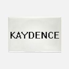 Kaydence Digital Name Magnets