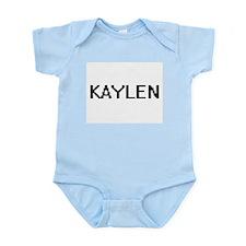 Kaylen Digital Name Body Suit