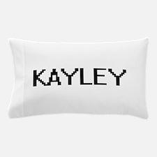 Kayley Digital Name Pillow Case