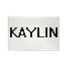 Kaylin Digital Name Magnets