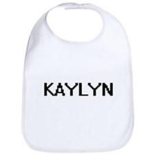 Kaylyn Digital Name Bib