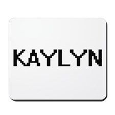 Kaylyn Digital Name Mousepad