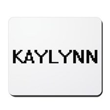 Kaylynn Digital Name Mousepad