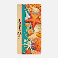 Beach Seashell Summer Beach Towel