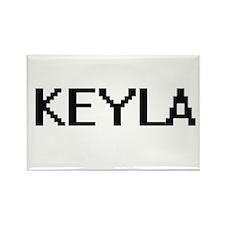 Keyla Digital Name Magnets