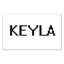 Keyla Digital Name Decal