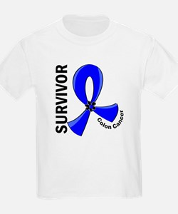 Colon Cancer Survivor 12 T-Shirt