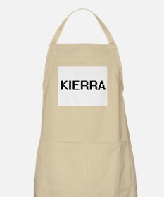 Kierra Digital Name Apron
