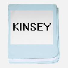 Kinsey Digital Name baby blanket