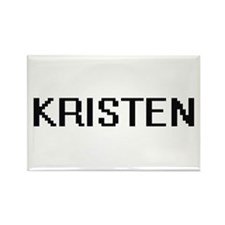 Kristen Digital Name Magnets