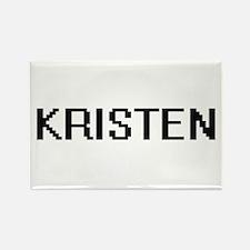 Kristen Digital Name Magnets