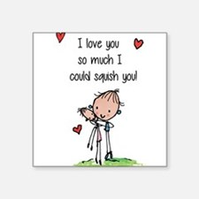 I Love You So Much... Sticker