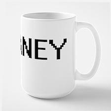 Laney Digital Name Mugs