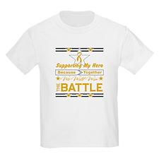 Appendix Cancer Hero T-Shirt