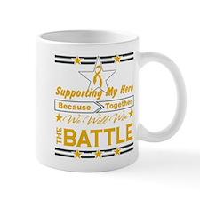 Appendix Cancer Hero Mug