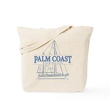 Palm Coast Florida - Tote Bag