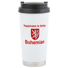 Cute Bohemian Travel Mug