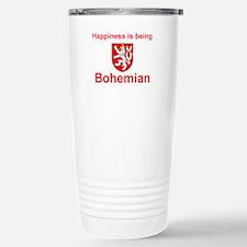 Cute Slovakian Travel Mug