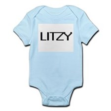 Litzy Digital Name Body Suit