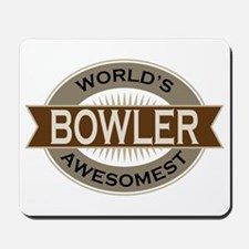 Awesome Bowler Mousepad