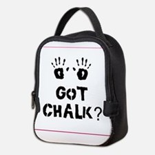 Got Chalk? Neoprene Lunch Bag