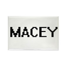 Macey Digital Name Magnets