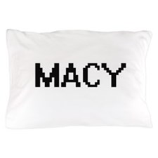 Macy Digital Name Pillow Case