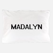 Madalyn Digital Name Pillow Case
