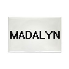 Madalyn Digital Name Magnets